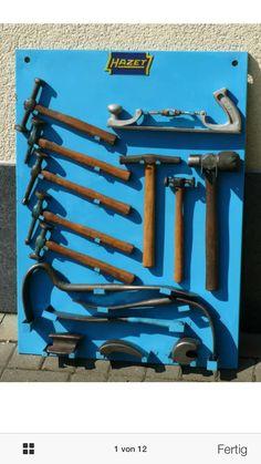 Barn Garage, Garage Shop, Garage Workshop, Metal Shaping, Vintage Tools, Cool Tools, Shop Ideas, Power Tools, Tool Box