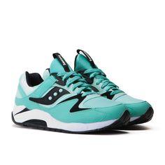 separation shoes 0cf7e 0bdfa Saucony Grid 9000 (Mint   Schwarz). Sneaker MarkenSneaker ShopNike ...