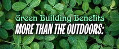 Green building has become mainstream in the last decade, expanding beyond the environmental community and becoming the hot topic among both commercial and residential builders. One major point of contention lies with the costs associated with green building regarding establishing the benefits of going green for both