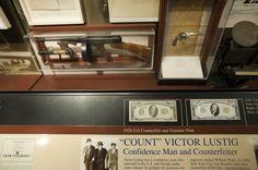Secret Service museum Washington, D.C.