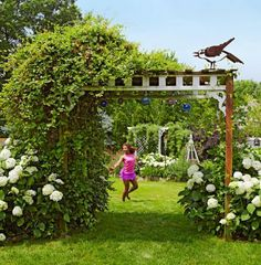 An Ohio garden overflows with blooms. More photos: http://www.midwestliving.com/garden/featured-gardens/garden-tour-english-style-cottage-garden-ohio/?page=2