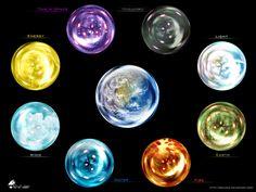 8 Elements by DrAlpha.deviantart.com on @deviantART