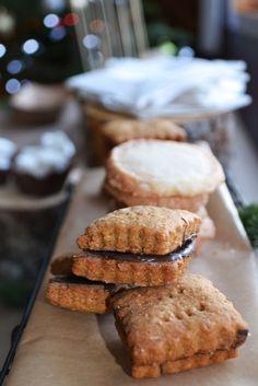Handmade S\\\'Mores Handmade graham crackers and