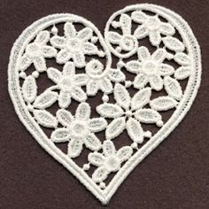 FSL Sweet Hearts 5 - 4x4 | What's New | Machine Embroidery Designs | SWAKembroidery.com Ace Points Embroidery