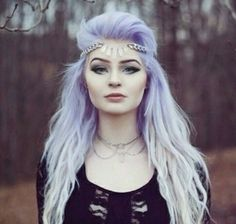 We've gathered our favorite ideas for Pastel Goth Purple Hair Ombre Hair Hairspray, Explore our list of popular images of Pastel Goth Purple Hair Ombre Hair Hairspray in lavender pastel hair colors. Lavender Hair Dye, Lavender Colour, Coloured Hair, Dye My Hair, Mermaid Hair, Ombre Hair, Blonde Hair, Blonde Brunette, Gorgeous Hair