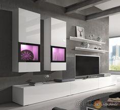 Obývací stěna - 1