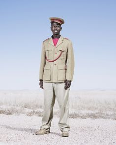 High Victorian Style (by Way of Namibia)  A new project documents remnants of colonial fashion in the Herero people