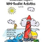 This Southeast region booklet consists of ten half page worksheets that students complete and assemble as a mini-book.
