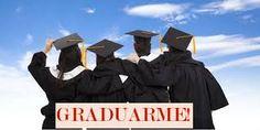 Graduarme con buenas notas y llena de energía para seguir con lo bueno!