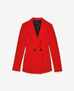 Image 8 of TAILORED JACKET WITH BUTTONS from Zara