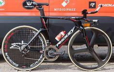 Lotto Soudal's Ridley Dean http://www.bicycling.com/bikes-gear/tour-de-france/the-time-trial-bikes-of-the-2017-tour-de-france/slide/13