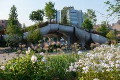 Little Island by MNLA « Landscape Architecture Platform | Landezine