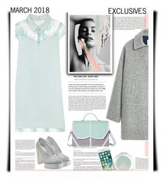 """""""March 2018"""" by emcf3548 ❤ liked on Polyvore featuring Emeline Coates, Jil Sander, Reiss and MANGO"""