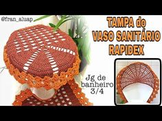 Bathroom Crafts, Tatting, Diy And Crafts, Crochet Hats, Youtube, Videos, Sunflower Bathroom, Crochet Flower Patterns, Crochet Throw Pattern