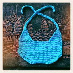 Hagesmæk/ Crochet Bib