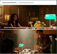 #Riverdale #Veronica #Jughead