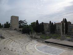 https://flic.kr/p/6rCbDa   Theatre in Arles