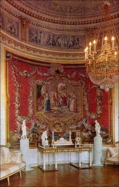 Tapestry Room - Pavlovsk Palace & Park - Country Residence of the Russian Imperial Family