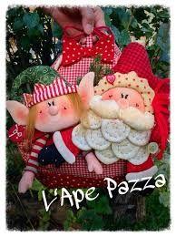 Resultado de imagen para pinterest patrones de navidad