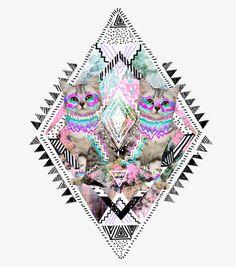 Kris Tate es una ilustradora y diseñadora gráfica británica de origen guatemalteco cuyo estilo está calando fuerte en la escena internacional. Sus formas geométricas, motivos tribales, toque tropical y el uso de animales son sus puntos más característicos. Si quieres descubrir a esta genial diseñadora y conocerla en persona, tienes una oportunidad inigualable este sábado a las 19h en El Bigote del Sr. Smith. Habrá Moritz, buena música y alguna que otra sorpresa.