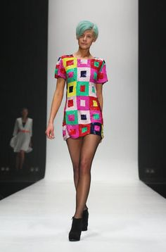 Toronto Fashion Week: IMG's Peter Levy has great expectations for event #clothes #dress #colour