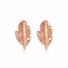 Rose Gold Plated Colorful Sterling Silver Cz K Letter Stud Earrings For Women