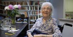 Pintora cubana Carmen Herrera celebra 100 años de vida