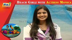 Beach Girlz with Actress Monica | Kalyani and Bhavana | Raj Television #RAJTV #BeachGirlz #Monica #Rajtvshows #RajTelevision