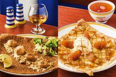 週末brunch是打工仔的浪漫,平日ot拼搏是家常便飯,放假當然要睡到飽,再以美食慰勞自己。La Crêperie銅鑼灣新店近來...