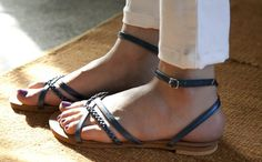 No Strings Attached Sandals Online at Done By None