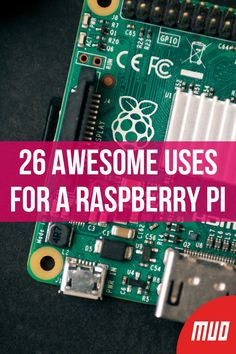 Which Raspberry Pi project should you start with? Here's our roundup of the best Raspberry Pi uses and projects around! Electronics Projects, Computer Projects, Electrical Projects, Electronics Gadgets, Tech Gadgets, Cool Raspberry Pi Projects, Raspberry Pi Ideas, Raspberry Nails, Raspberry Smoothie
