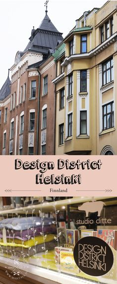 Onde o design finlandês está em casa – Design District Helsinki Helsinki Things To Do, Finland Destinations, Alaska, Visit Helsinki, Finland Travel, Lappland, Reisen In Europa, Countries Around The World, City Break