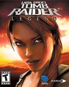 Tomb Raider: Legend (Tomb Raider Trilogy)