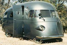 1937 Hunt Housecar