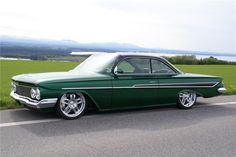 1961 Chevrolet Impala Car Chevy Classic Custom Impala