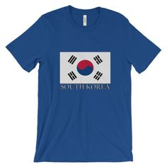 South Korea International T-shirt