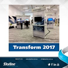 Ultimate Positioning Group (UPG) at Transform 2017