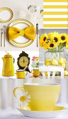 ArredissimA Decor: giallo!