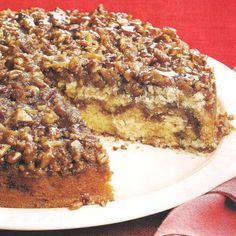 Cinnamon Roll coffee cake