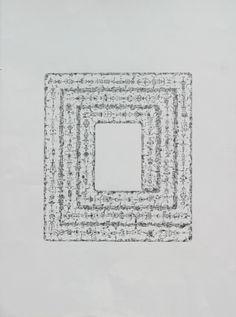 Título: Ciudad de la Alegría Autor: Alvaro Galindo Vácha Dimensiones: 180 x 180 cm Técnica: Lápiz sobre Papel Año: 2003 Firmado: Frente Colección: Privada
