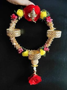 Diwali Decoration Items, Diya Decoration Ideas, Diwali Decorations At Home, Handmade Decorations, Door Hanging Decorations, Wall Hanging Crafts, Candle Decorations, Diy Crafts For Gifts, Creative Crafts