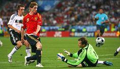 EM 2008- finale Deutschland-Spanien 0.1