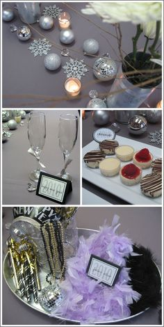 """love the """"runner"""" and the celebration table"""