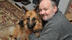 Man says he would be dead if German Shepherd Dog had not come to his rescue