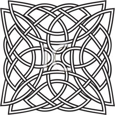 iCLIPART - Decorative Celtic Design Clip Art Image #clipart #illustration #celtic