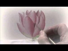 6 steps to painting flowers