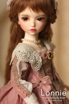 "Iplehouse KID ""Lonnie"" BJD"