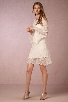 BHLDN Brynn Dress in  Bride Reception & Rehearsal Dresses at BHLDN