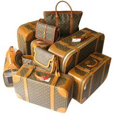 Louis Vuitton Monogram Luggage Louis Vuitton Luggage, Louis Vuitton Sale, Louis  Vuitton Monogram, 67db192e441
