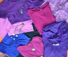 Farebná typológia - Prečo je textilná farebnica vhodnejšia